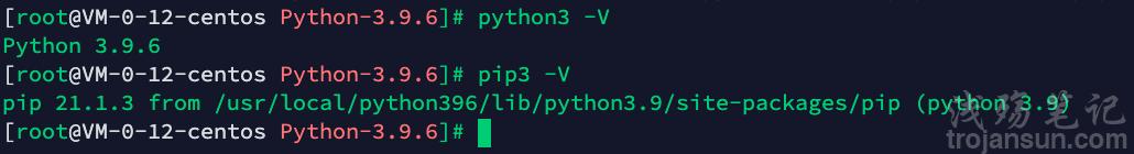 Linux源码安装Python
